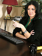 India Summer,My First Sex Teacher,India Summer, Kris Slater, Momma, Teacher, Desk, Office, Black Hair, Blow Job, Deepthroating, Facial, High Heels, Lingerie, Mature, MILFs, Natural Breasts, Small Tits, Stockings,