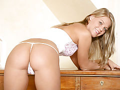 Trish loves to have her sensual teen body fondled by men with large cocks.