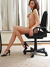 Hot Legs, Astonishing Angel at Work