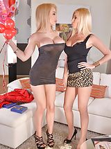 Classic Pumps, Dona Bell, amp; Chessie Kay