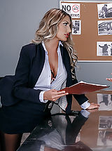 August Ames, Xander Corvus in Confidential Informant