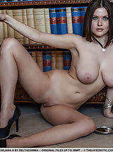 Stocking High Heels, Marjana A
