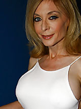 White skirts, Gloryhole  Nina Hartley