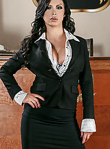 Nikki Benz, Danny D in ZZ Courthouse: Part Two