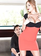 Legs High Heels, Britney Amber, Ryan Driller