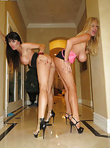Six Inch Heels, Kelly Madison, Ryan Madison, Eva Karera