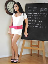 Secretary Pics: Teacher Miss Keira
