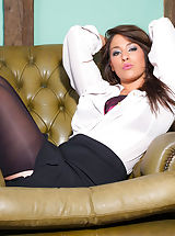 Sexy Secretaries, Katie B