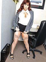 Devon Michaels, Johnny Sins in Office Pranks By Office Skanks
