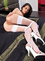 Ultra High Heels, Soaked Slit of 851 Candy Sweet