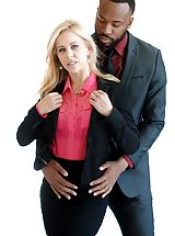Naughty Office, Migrant Crisis Cherie DeVille and Jovan Jordan