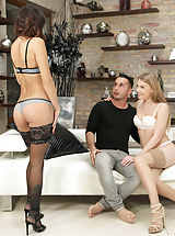 bodystocking, Lucy Heart,Raul Costa,Suzy Rainbow