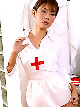 Asian Women patty hui 05 asian nurse