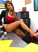 Hot Legs, Madison Ivy,Naughty Office,Danny Wylde, Madison Ivy, Bad Girl, Boss, Desk, Office, American, Butt licking, Butt smacking, Athletic Body, Ball licking, Great Fake Tits, Blow Job, Brunette, Caucasian, Cum in Mouth, Deepthroating, Facial, Green Eyes, High He