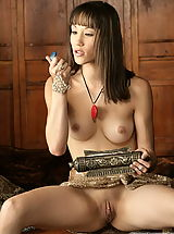 upskirt, WoW nude alia asian pricess of labia