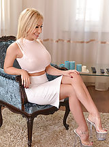 Hot Secretary, Chessie Kay