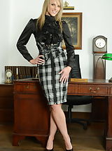 Between Legs, Headmistress Mackenzie