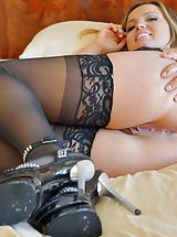 Legs High Heels, Naked Babe Addison Her Sensual Style