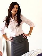 Busty Secretary, India Summer