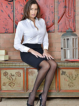 Naughty Secretary, Sensual Jane