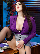 Angela White, Markus Dupree in My Slutty Secretary