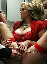 Julia Ann, Kelly Madison, Ryan Madison