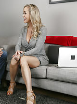 Secretaries, Brandi Love